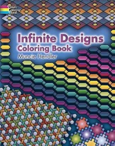 Infinite Designs Coloring Book (Dover Design Coloring Books) Free ...