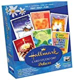 : Hallmark Card Studio Deluxe 2007 [Old Version]