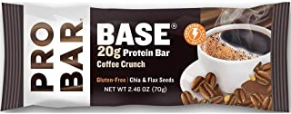 product image for Probar Base Coffee Crunch Bar, 2.46 Ounce -- 144 per case.