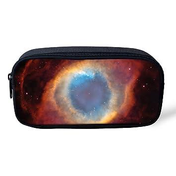 Coloranimal Universe Galaxy Space Patrón para niños, material escolar, soportes para lápices, color