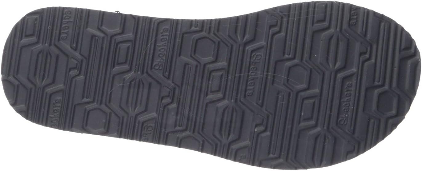 Skechers Meditation - Rock Crown, Sandali Con Cinturino Alla Caviglia Donna Charcoal Ccl
