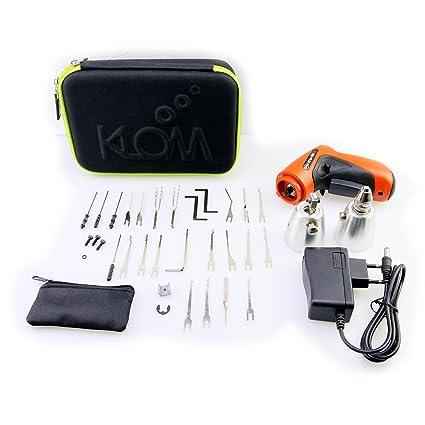 Auto Locksmith Open Locks in Seconds - Lock pick, Electric lock Pick Gun,  New cordless pick gun, tool