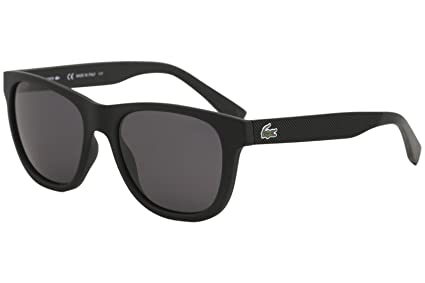 ae2c9468f98 Amazon.com  Sunglasses LACOSTE L 848 S 001 BLACK MATTE  Sports ...