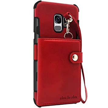 Amazon.com: Galaxy 2018 A8 A530 Case, Hand Sling Design ...
