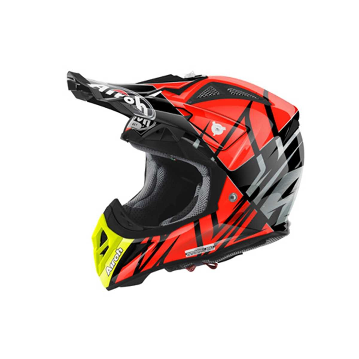 Airoh Casco Aviator 2.2 Styling - Naranja Gloss: Amazon.es: Deportes y aire libre