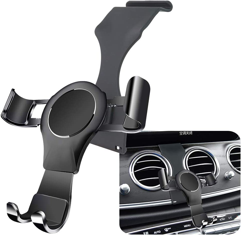 LUNQUIN air vent phone mount for mercedes benz