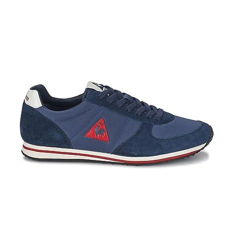 Zapatillas Le Coq Sportif Bolivar Azul: Amazon.es: Zapatos y complementos