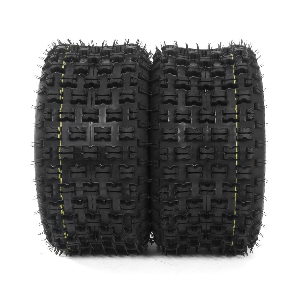 Set of 4 New Sport ATV Tires 21x7-10 Front & 20x10-9 Rear /4PR - P348 by Roadstar (Image #3)