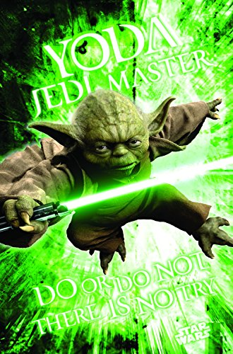 Trends International Star Wars Yoda Wall Poster 22.375