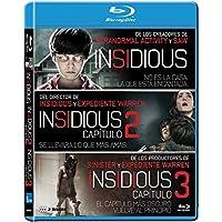 Pack Insidious 1 + 2 + 3 [Blu-ray]
