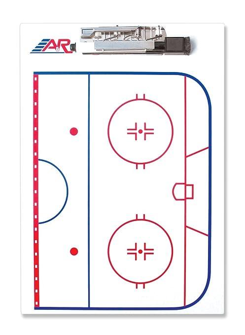 Amazon.com: A & R Hockey Coach Clip Junta: Sports & Outdoors
