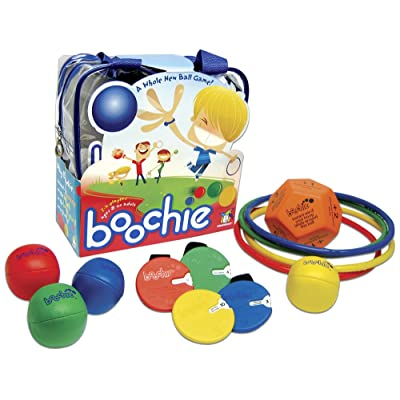 Boochie, A Whole New Ball Game: Toys & Games