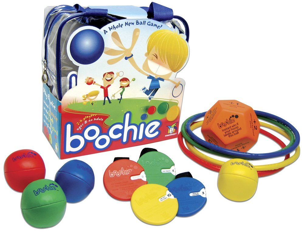 Boochie, A Whole New Ball Game by Gamewright (Image #1)