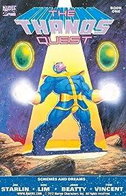 Thanos Quest #1 (English Edition)