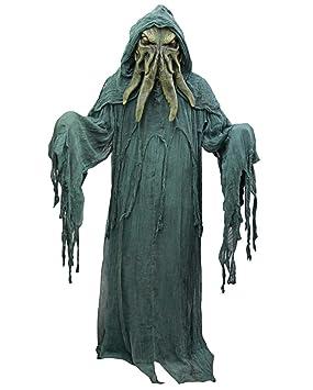 Horror-Shop Disfraz de Cthulhu con máscara: Amazon.es ...