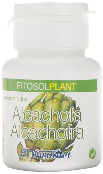 Fitosol Alcachofa - 80 Comprimidos