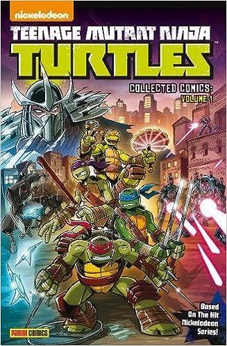 Teenage Mutant Ninja Turtles Collected Comics: Surface Time ...