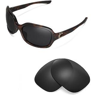 2d5d1f1a0a Walleva Replacement Lenses for Oakley Pulse- Multiple Options