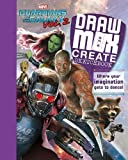 Marvel Guardians of the Galaxy Vol. 2 Draw, Mix, Create Sketchbook: Where Your Imagination Gets to Dance!