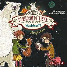 Versteinert! (Die Schule der magischen Tiere 9) Hörbuch von Margit Auer Gesprochen von: Andreas Fröhlich