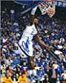Autographed Patrick Patterson Kentucky Wildcats 8x10 Photo