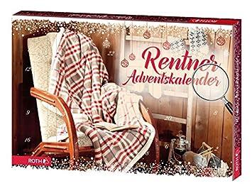 Weihnachtskalender Geschenke.Adventskalender Für Rentner Advent Kalender Weihnachtskalender Geschenke