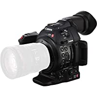 Canon Cinema EOS C100 Mark II body only Video(C100MKII) 3.5Inch Display,Black