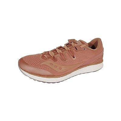 Saucony Freedom ISO Running Shoe, Salmon, 9.5 D(M) US | Running
