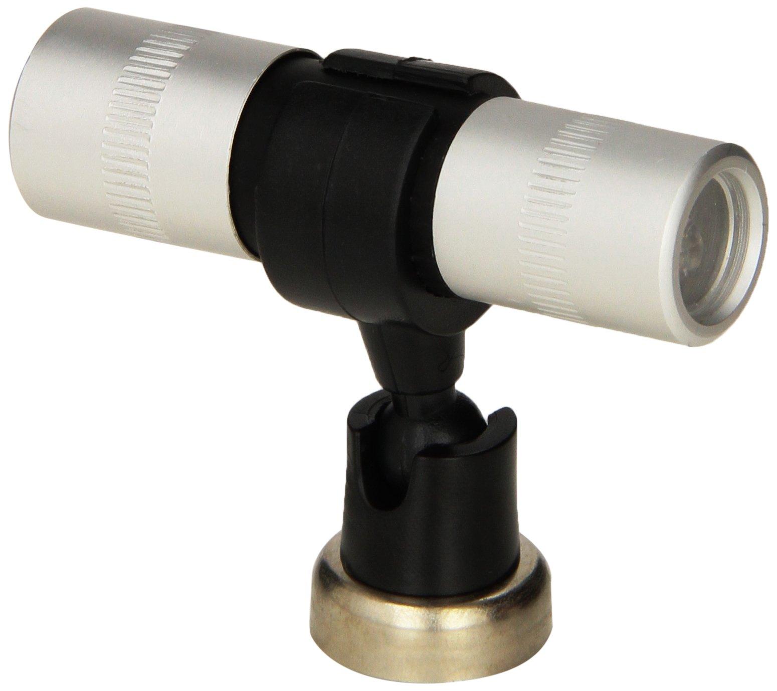 MR. BAR-B-Q 40260X Magnetic Grill Tool Light, Silver
