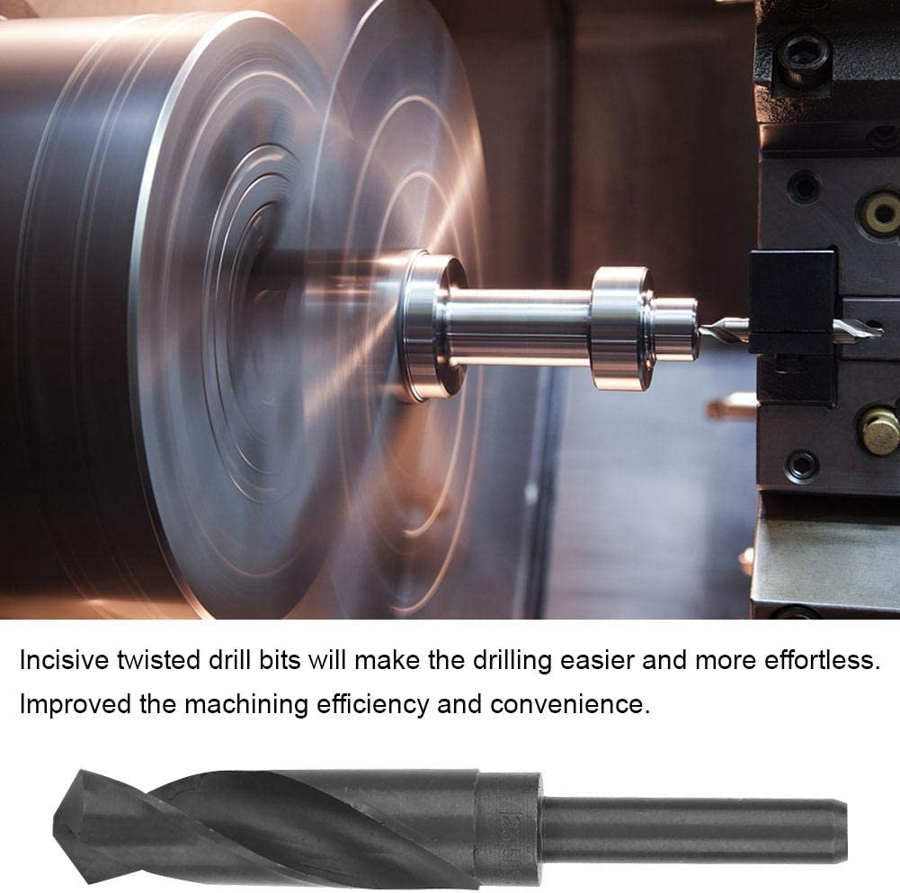 18.5 mm 23.5 mm 18.5mm 19.5 mm Broca helicoidal de 1//2 herramienta de perforaci/ón de acero de alta velocidad de 16.5 mm