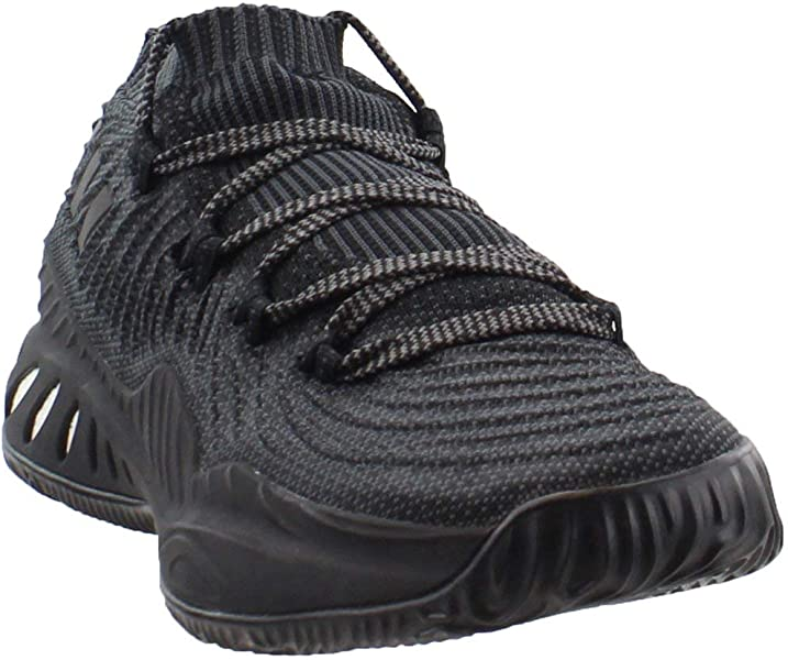 125f0e76e48d adidas Crazy Explosive 2017 Primeknit Low Shoe - Men s Basketball 7 Core  Black Grey