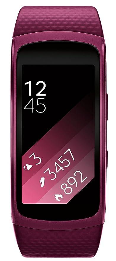 Amazon.com: Samsung Gear FIT2 SmartWatch (Tamaño pequeño ...