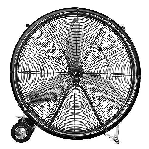 Big Fans Commercial : Large industrial fan amazon