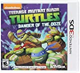 ninja turtle console - Teenage Mutant Ninja Turtles: Danger of the OOZE - Nintendo 3DS