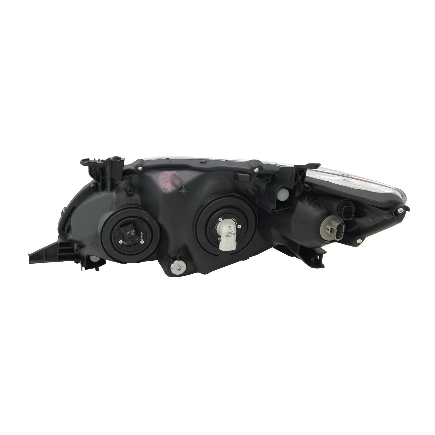 TYC 20-9196-00-9 For TOYOTA Corolla Left Replacement Head Lamp