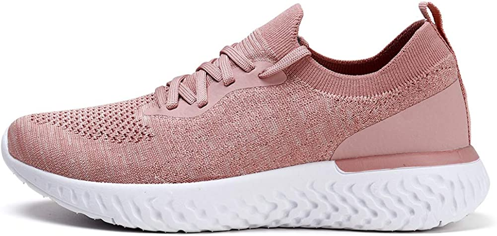 HKR Women Trainers Athletic Running Shoes Sport Walking Sneakers Lightweight Tennis Shoes
