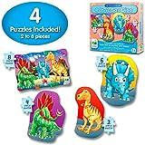 El viaje de aprendizaje My First Puzzle Set 4-in-a-Box, puzzles