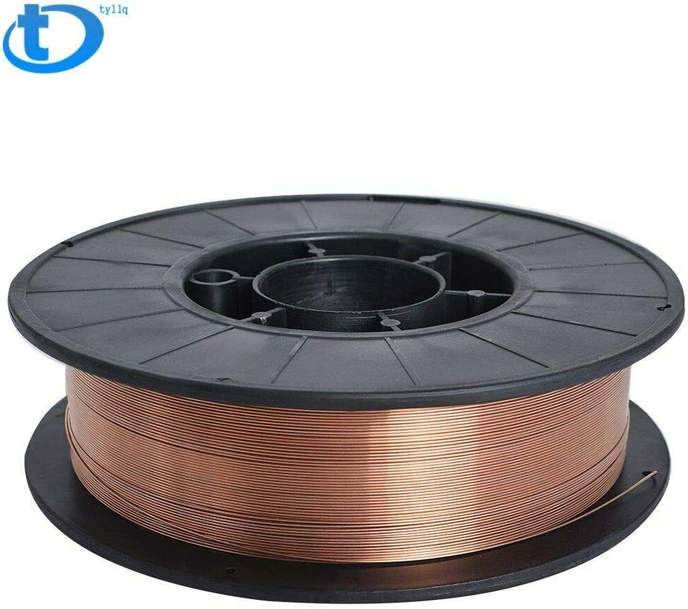 1.2mm ER70S-6 Mild Steel MIG Welding Wire 11-Lb Spool 0.045