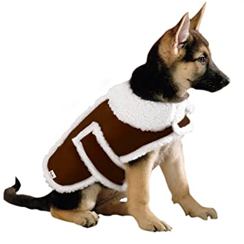 Ropa para Perros, EocuSun Ropa para Mascotas Capa para Gatos Cazadora para Perros Ropa Vellón