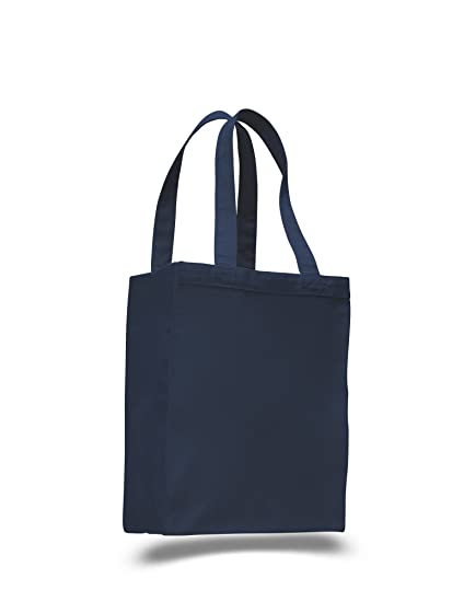 Amazoncom Bagzdepot 12 Pack Heavy Duty Canvas Tote Bags