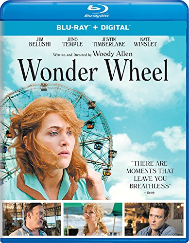 Blu-ray : Wonder Wheel (Blu-ray)