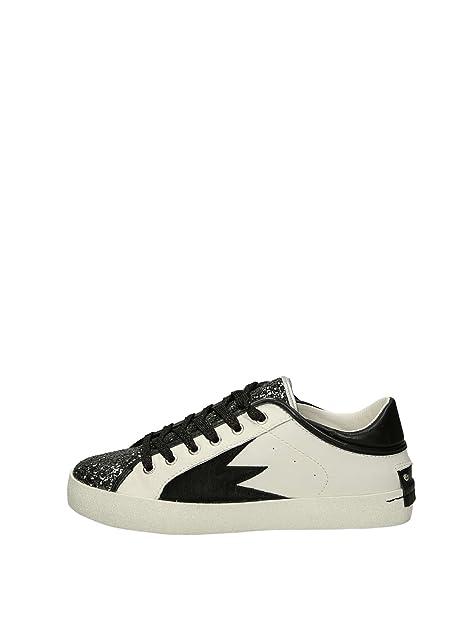 Sneakers it London 38Amazon Crime 2530ks1 Basse Donna Bianca UqMVpGSz