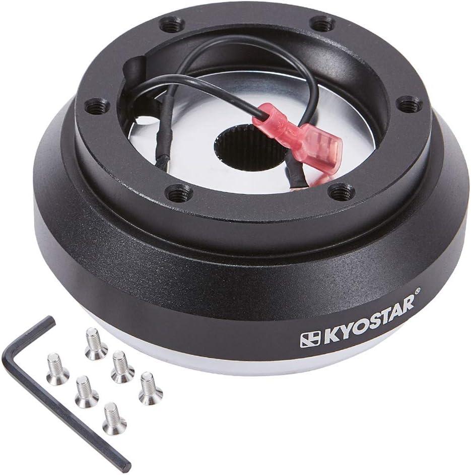 Kit For Nissan 200X S13 S14 SR20 KA24 140H Boss Kyostar 6-hole Short Steering Wheel Hub Adapter