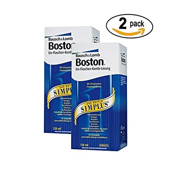 Amazon.com: Solución multiusos Boston Simplus DE 2 paquetes ...
