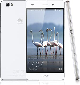Huawei P8 Lite - Smartphone Libre 4G LTE Android 5.0 (Octa-Core ...