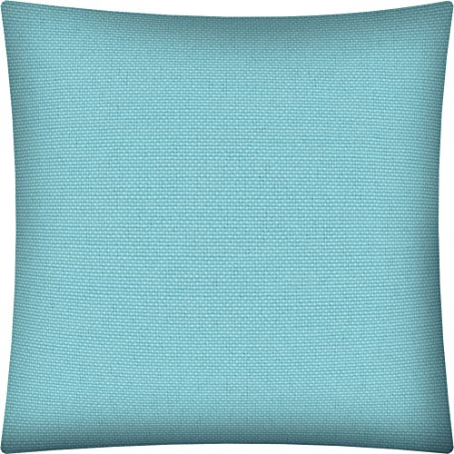 Joita Home CORINA Light Turquoise Indoor/Outdoor Pillows - Sewn Closure (Set of 2) by Joita Home