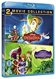 Robin Hood - Peter Pan (I and II) - Walt Disney 3 Movie Bundling Blu-ray