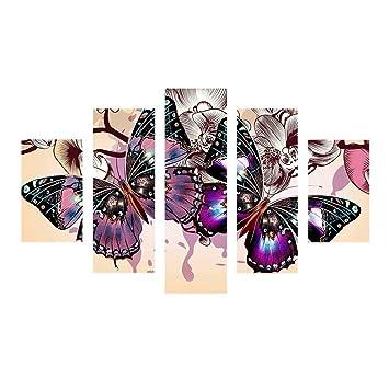POLP Pintura de Diamantes kit 5d diamond pintura de diamantes flores hogar moderna decoración bordado artesanías