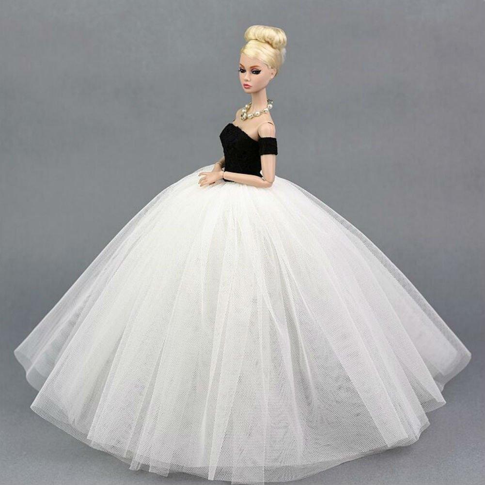 Amazon.es: CC-05A Preciosa Hecho a mano Vestido de novia el 11, 5