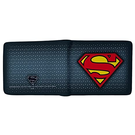 Superman abybag191 DC Comics Traje Efecto Tipo Cartera
